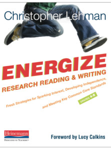 Energize Cover