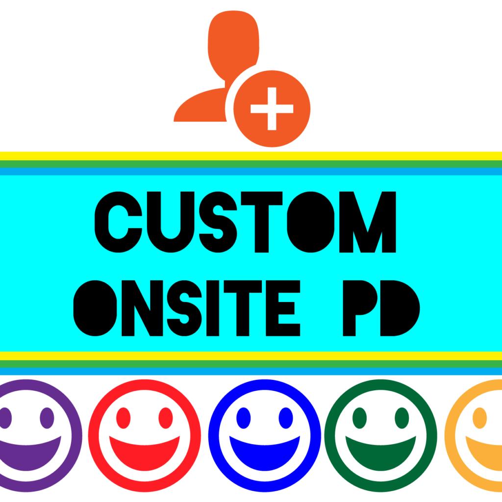 Custom ONSITE PD Logo on Learning-01