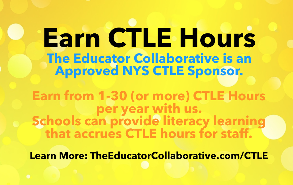 Theedcollab Is An Approved Nys Ctle Sponsor The Educator Collaborative
